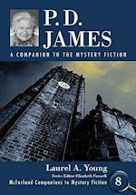 P.D. James (Mcfarland Companions to Mystery Fiction, nr. 8)