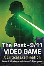 The Post–9/11 Video Game