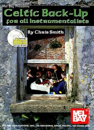 Bog, paperback Celtic Back-Up for All Instrumentalists af Chris Smith