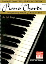 Deluxe Encyclopedia of Piano Chords (Creative Keyboard)