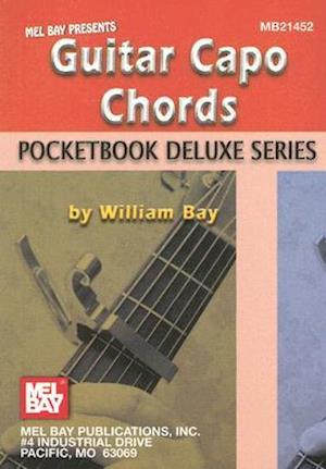 Bog, paperback Guitar Capo Chords