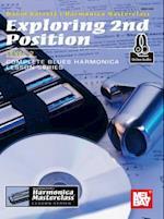 Exploring 2nd Position (Harmonica Masterclass Lesson Level 2)