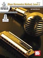 Blues Harmonica Method, Level 2 (School of the Blues)