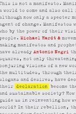 Declaration af Antonio Negri