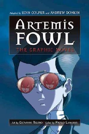 Bog, hardback Artemis Fowl af Giovanni Rigano, Andrew Donkin, Eoin Colfer
