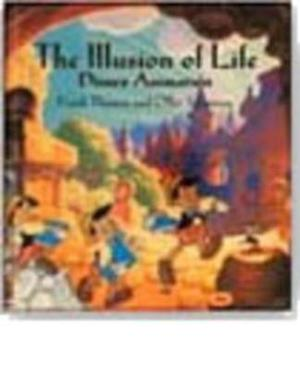 Bog, hardback Illusion Of Life af Frank Thomas, Ollie Johnston, Johnson Johnson