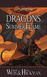 Dragons of Summer Flame af Tracy Hickman, Michael Williams, Margaret Weis
