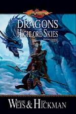 Dragons of the Highlord Skies (Dragonlance Novel The Lost Chronicles Paperback, nr. 2)