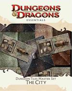 Dungeon Tiles Master Set: The City (Dungeons & Dragons Essentials)