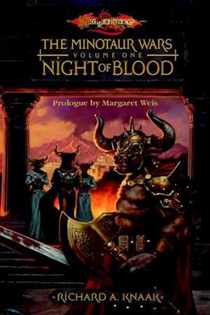 Night of Blood af Richard A Knaak
