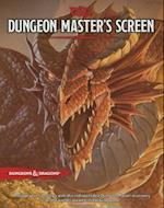 D&D Dungeon Master's Screen (Dungeons & Dragons Accessories)