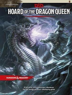 Bog hardback Hoard of the Dragon Queen af Wizards Rpg