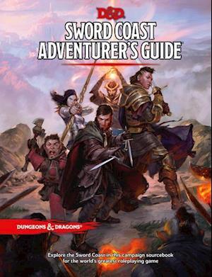 Bog hardback Sword Coast Adventurer's Guide af Wizards Rpg