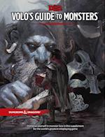 Volo's Guide to Monsters af Wizards Rpg