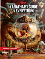 Xanathar's Guide to Everything af Wizards RPG Team