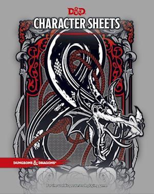 Bog ukendt format D&d Character Sheets af Wizards RPG Team
