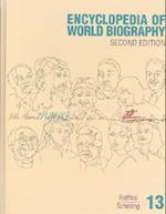 Ency Wld Bio 2 V13 (ENCYCLOPEDIA OF WORLD BIOGRAPHY, nr. 13)