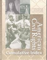 American Civil Rights Cumulative Index (American Civil Rights Reference Library)