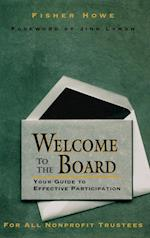 Welcome to the Board