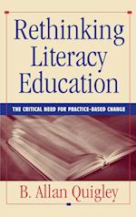 Rethinking Literacy Education (The Jossey-Bass higher & adult education series)