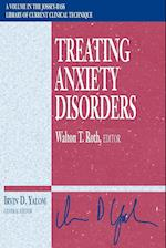 Treating Anxiety Disorders af J. D. Roth, J.D. Roth, Walton T. Roth