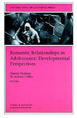Romantic Relationships in Adolescence (J-b CAD Single Issue Child & Adolescent Development, nr. 49)