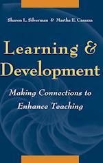 Learning and Development (A Jossey Bass title)