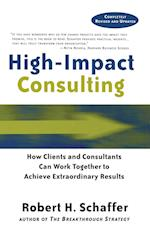 High-Impact Consulting