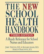The New School Health Handbook af Richard Adams, Jerry Newton, Marilyn Marcontel