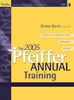 The 2005 Pfeiffer Annual af Elaine Biech