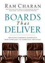 Boards That Deliver (J-B US Non-Franchise Leadership, nr. 248)