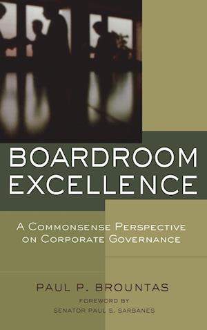 Boardroom Excellence