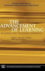 The Advancement of Learning (Jossey-Bass/Carnegie Foundation for the Advancement of Teaching)