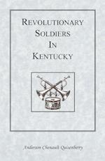Revolutionary Soldiers in Kentucky