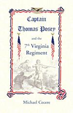 Captain Thomas Posey and the 7th Virginia Regiment af Michael Cecere