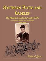 Southern Boots and Saddles: The Fifteenth Confederate Cavalry C.S.A., First Regiment Alabama and Florida Cavalry, 1863-1865 af Arthur E. Green