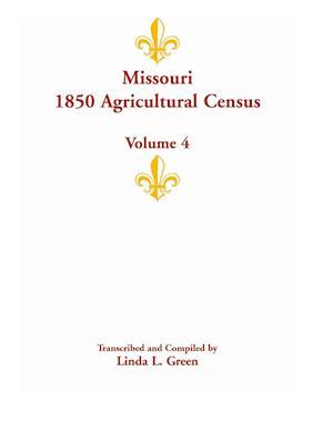 Missouri 1850 Agricultural Census
