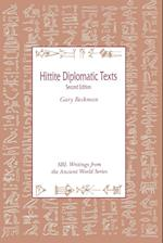 Hittite Diplomatic Texts, Second Edition