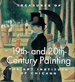 Treasures of 19th and 20th Century Painting (Tiny Folios Hardcover)