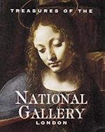 Treasures of the National Gallery, London (Tiny Folios Hardcover)