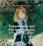 Treasures of Impressionism and Post-Impressionism (Tiny Folio)