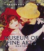 Treasures of the Museum of Fine Arts, Boston (Tiny Folio)