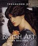 Treasures of British Art (Tiny Folio)