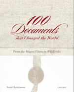 100 Documents That Changed the World af Scott Christianson