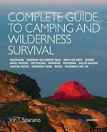Complete Guide to Camping and Wilderness Survival af Vin T. Sparano