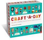 Craft-a-day 2018 Calendar