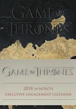Game of Thrones 2018 Executive Calendar af Hbo