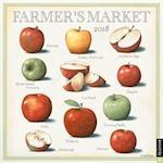 Farmer's Market 2018 Calendar