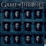 Game of Thrones 2018 Calendar af Hbo
