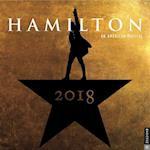 Hamilton 2018 Calendar